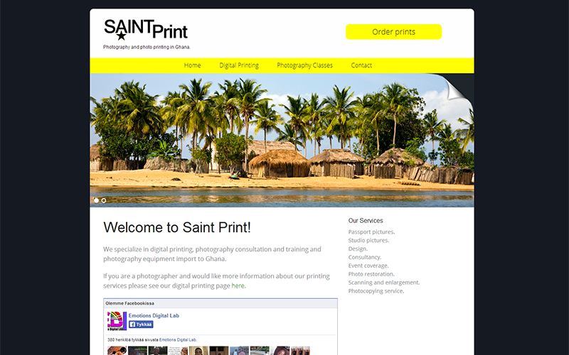 Saint Print